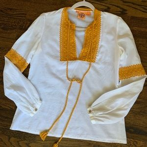 Tory Burch Blouse, size 6